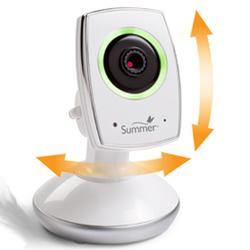 Summer Infant 28660 Baby Link™ WiFi Internet Viewing Camera