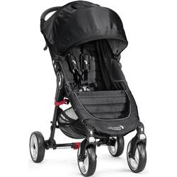 Baby Jogger BJ10410 - City Mini 4-Wheel Single Stroller - Black/Gray