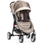 Baby Jogger BJ10457 - City Mini 4-Wheel Single Stroller - Sand/Stone