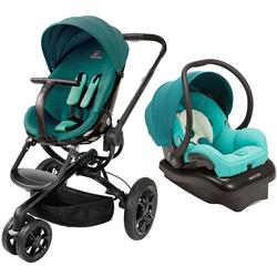 Quinny Moodd Stroller Travel system - Green Courage
