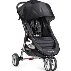 Baby Jogger BJ11410 - City Mini Single Stroller - Black/Gray