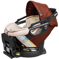 Orbit Baby  ORB842000M G3 Infant Car Seat with Base - Mocha/Khaki