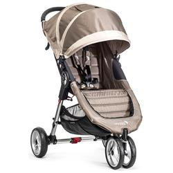 Baby Jogger BJ11457 - City Mini Single Stroller - Sand/Stone
