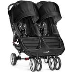 Baby Jogger BJ12410 - City Mini Double Stroller - Black/Gray