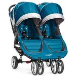 Baby Jogger BJ12429 - City Mini Double Stroller - Teal/Gray