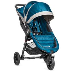 Baby Jogger BJ15429 - City Mini GT Single Stroller - Teal/Gray