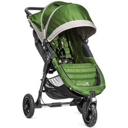 Baby Jogger BJ15440 - City Mini GT Single Stroller - Lime/Gray