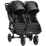 Baby Jogger BJ16410 - City Mini GT Double Stroller - Black/Black