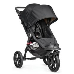 Baby Jogger BJ13410 - City Elite Single Stroller - Black