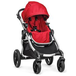 Baby Jogger BJ20430 - City Select Stroller - Ruby