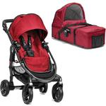 Baby Jogger City Versa Newborn Pram System - Red