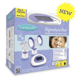 Lansinoh 53050 Signature Pro Double Electric Breast Pump Free