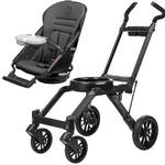 Orbit Baby G3 Basic Stroller - Seat and Frame, Black