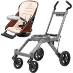 Orbit Baby G3 Basic Stroller - Seat and Frame, Mocha
