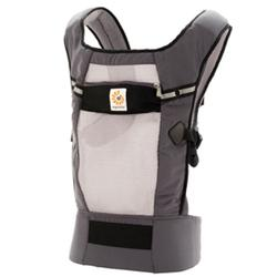 Ergo Baby BCPVENGRBLKNL - Performance Collection Baby Carrier - Graphite Ventus