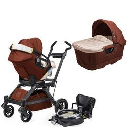 Orbit Baby Infant Travel Collection G3 Bassinet and Car Seat - Mocha