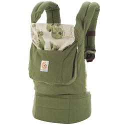 Ergo Baby BCOZNS14NL - Organic Collection Baby Carrier - Zen