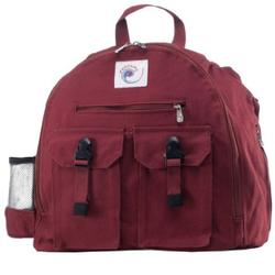 Ergo Baby BP40, Organic Back Pack Cranberry