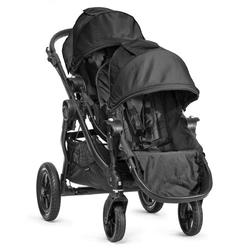 Baby Jogger - City Select Stroller with Second Seat - Black