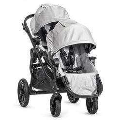 Baby Jogger - City Select Stroller with Second Seat - Silver