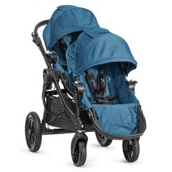 Baby Jogger - City Select Stroller with Second Seat - Teal