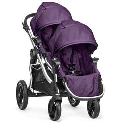 Baby Jogger - City Select Stroller with Second Seat - Amethyst