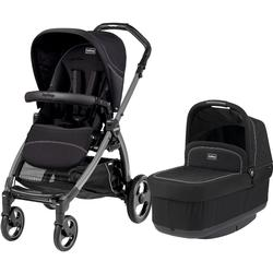 Peg Perego - Book Pop Up Stroller - Onyx - Black