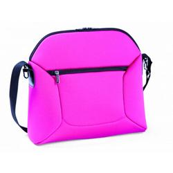 Peg-Pérego - IABO1600-MJ29 Borsa Soft Diaper Bag - Fucsia-Hot Pink