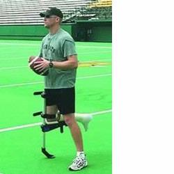 iWALKFree Rehabilitation Device and Hands-Free Crutches