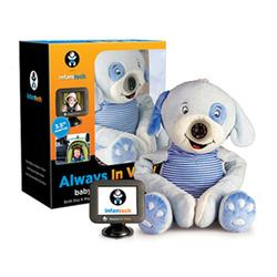 Infanttech 1000BP - Always in View Car Baby Monitor - Puppy