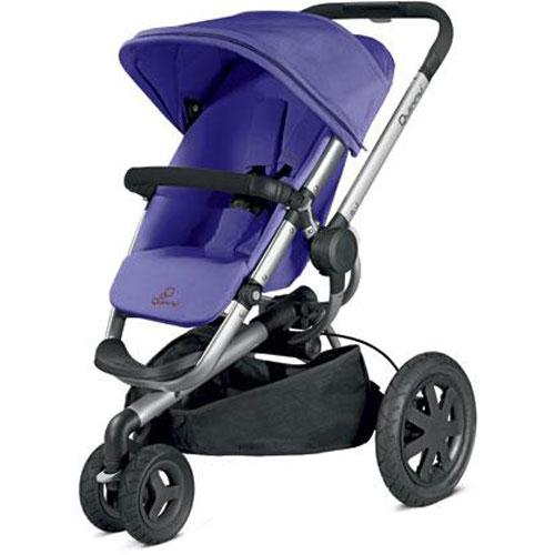 Quinny Buzz Xtra Stroller - Purple Pace
