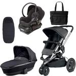 Quinny Buzz Xtra Complete Collection - Rocking Black