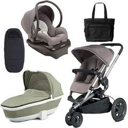 Quinny Buzz Xtra Complete Collection - Gracious Grey