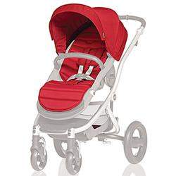 Britax S891400 Affinity Color Pack - Red