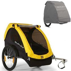 Burley - Bee Bike Trailer with Storage Cover