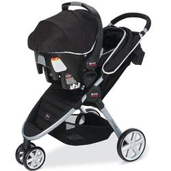 Britax S896000 - B-Agile and B-Safe Travel System, Black