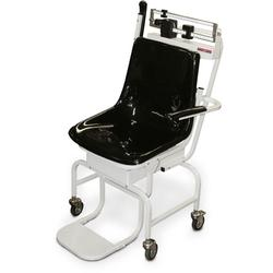 Rice Lake RL-MCS-10 Mechanical Physician Chair Scale LB only ,440 x 0.25 lb