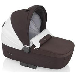 Inglesina TRILBAS3CAF - Trilogy Bassinet - Caffe (Brown / White)