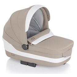 Inglesina TRILBAS6CNP - Trilogy Bassinet - Canapa (Cream / White)