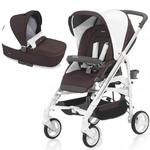 Inglesina - Trilogy Stroller with Bassinet - Caffe