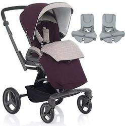 Inglesina - Quad Stroller with Car Seat Adapter - Patagonia