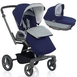 Inglesina - Quad Stroller with Bassinet - Artic