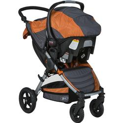 BOB S910800 - Motion Travel System with Stroller and Car Seat - Orange