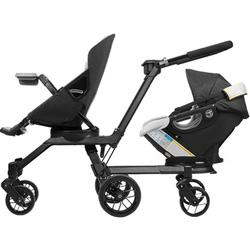 Orbit Baby - Double Helix Stroller with G3 Stroller Seat and G3 Car Seat - Black