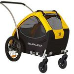 Burley - Tail Wagon with 2-Wheel Stroller Kit