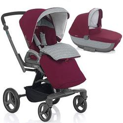 Inglesina - Quad Stroller with Bassinet - Outback
