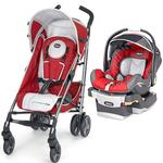Chicco - Liteway Plus Travel System with Car Seat - SnapDragon