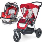 Chicco - Activ3 Travel System with Car Seat - SnapDragon