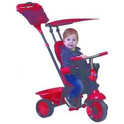 Smart Trike 1450511 - Recliner 4 in 1 - Ladybug