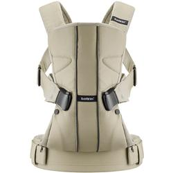 Baby Bjorn 091026US - Baby Carrier One - Khaki Cotton